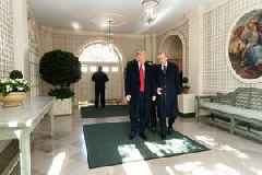 Trump held undisclosed meeting with Turkey's dictator Erdoğan at NATO