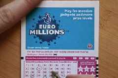 EuroMillions jackpot won by UK winner for seventh time this year as punter scoops £40m