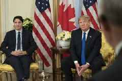 Trudeau's gaffe with Trump could help him in Canada: expert