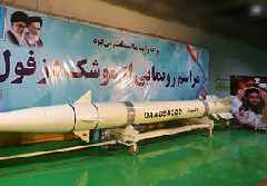 Iran is secretly moving missiles into Iraq, U.S. officials say - report