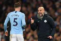 Man City tipped to sell John Stones because Pep Guardiola doesn't 'trust him'