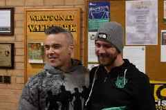 Tom Pope on Port Vale - You bet I was nervous meeting Robbie Williams