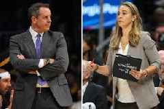 Spurs assistant Becky Hammon tipped to become first female head coach in NBA history