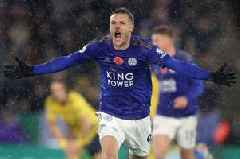 'He was right' - Ex-England striker shares brilliant Jamie Vardy story