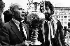Jack Grealish leads tributes from Aston Villa players past and present to legendary Ron Saunders