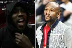 Floyd Mayweather UFC comeback slammed by former opponent as 'circus fight'