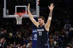 Luka Doncic branded NBA's best player after equalling Michael Jordan record