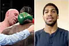 Anthony Joshua tells Piers Morgan he'd love Deontay Wilder or Tyson Fury next