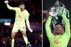 Celtic fans order club to build Fraser Forster statue after Rangers heroics
