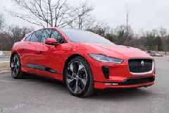 Jaguar I-Pace gains 12 miles of range in new software update