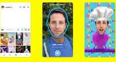 Turn Your Face Into a GIF With Snapchat Cameos