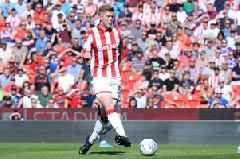 What does future hold for Nathan Collins? Stoke City boss delivers his verdict