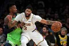 Anthony Davis branded the Lakers' best player as NBA fans snub LeBron James