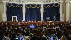 Democratic, Republican Lawyers Take Questions At Impeachment Hearing