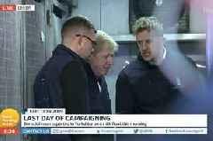 Jeremy Corbyn responds brilliantly after Boris Johnson hides in fridge to avoid GMB reporter
