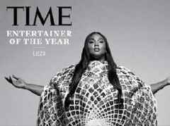 """TIME Names Lizzo Entertainer Of The Year + Haters Are Big Mad: """"Who?"""""""