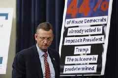 U.S. lawmakers begin debating impeachment articles against Trump