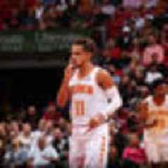 Basketball: Trae Young's trash talk goes wrong in Atlanta Hawks' loss to Miami Heat