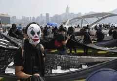 Hong Kong police make 3 arrests in another explosives case