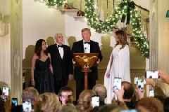 Trump plots his defense following the historic rebuke he hopes to foil