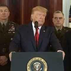 Video: FactChecking Trump's Iran Address