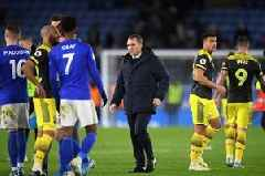 Why Brendan Rodgers refuses to blame tiredness for Leicester City's loss to Southampton
