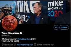 Michael Bloomberg's Campaign Twitter Account Trolls Democratic Debate