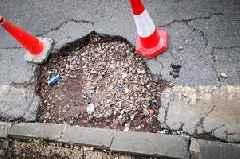 Celebrating Cambridgeshire's worst roads on National Pothole Day