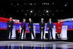 5 key takeaways from the Democratic presidential debate in Iowa