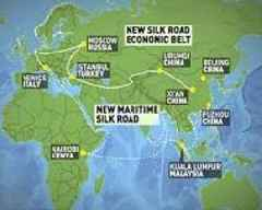 China's Xi visits Myanmar to drive home Belt and Road plan