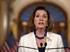 Nancy Pelosi slams Facebook, calling the tech giant 'shameful' and 'very irresponsible' (FB)