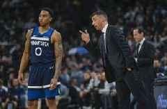 Wolves, Hawks swap guards Teague, Crabbe on expiring deals