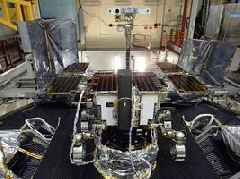 ExoMars Rover completes environmental tests