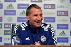 Leicester City press conference live: Brendan Rodgers on transfers, injuries and Burnley