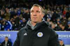 Brendan Rodgers responds to reported transfer interest as striker deal labelled 'complicated'