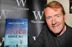 Jack Reacher author Lee Child 'steps aside and lets brother take over'