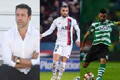 Transfer news live: Edu's Arsenal target meeting, Kurzawa preference, Fernandes to seal move