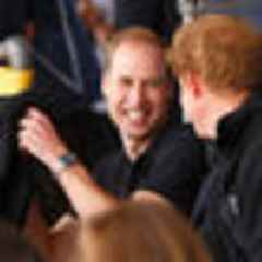 It's over: Prince Harry and Prince William end two-year feud