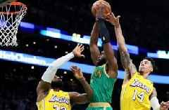 Skip Bayless: LeBron should be embarrassed after being posterized by Jaylen Brown