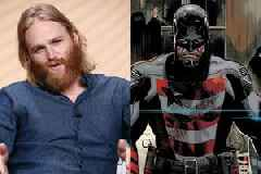 Wyatt Russell Dons Captain America's Shield in 'Falcon and Winter Soldier' First Look (Photos)