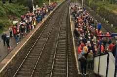 Ashton Gate frustration at station and metrobus inaction