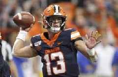 Syracuse QB Tommy DeVito _ the Orange's new quiet man