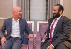 Jeff Bezos' Cell Phone Appears to Have Been Hacked by Saudi Crown Prince