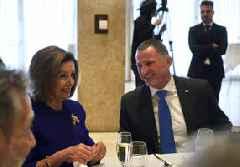 Nancy Pelosi cracks impeachment joke during Knesset visit
