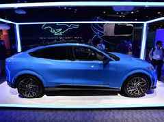 A Ford exec explains why the Mustang Mach-E will be profitable immediately (F)
