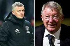 Man Utd hero Sir Alex Ferguson tipped to 'walk in and have a word' after dire Burnley loss