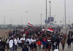 'Million-Man March' in Baghdad against US presence in Iraq - WATCH LIVE