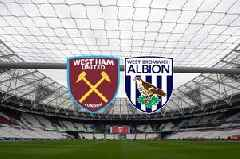 West Ham vs West Brom live: Kick off time, team news, TV and stream details, latest score
