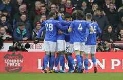 Iheanacho scores as Leicester beats Brentford in FA Cup