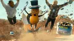 Planters 'Pauses' Mr. Peanut Funeral Campaign After Kobe Bryant Death